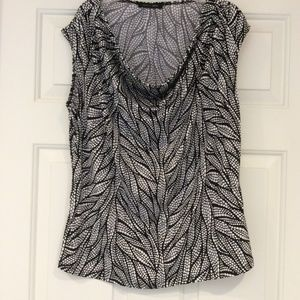 Jennie & Marlis Sleeveless Stretch Top Womens XL